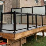 glass railings Mississauga