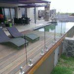 glass railings toronto
