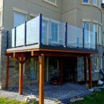 frameless glass railings Thornhill
