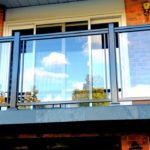 buy glass railings toronto